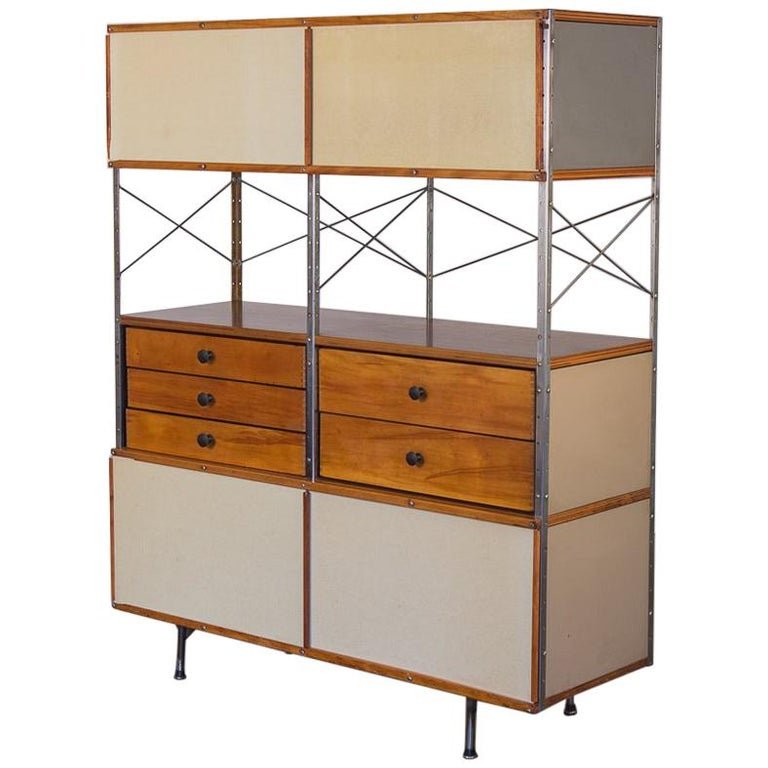 Charles & Ray Eames ESU 400 N Storage Unit