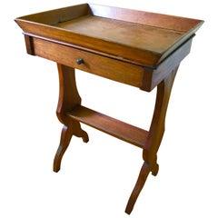 "Directoire ""Vide Poche"" Side Table, French, circa 1800"