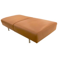 Met Divano Ottoman/ Low Bench by Piero Lissoni for Cassina