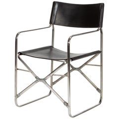 Gae Aulenti Folding Chair April 2120 Zanotta, 1960s