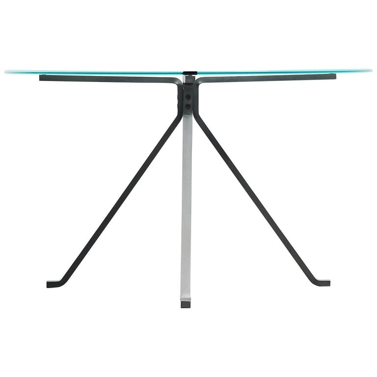 Enzo Mari Cugino Dining Table Driade, Italy, 1973 For Sale