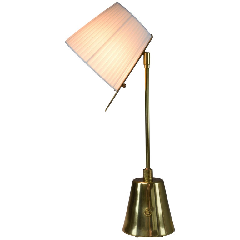 Evolution-II Contemporary Table Lamp, Flow Collection