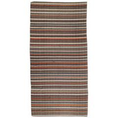 Striped Cover Rug