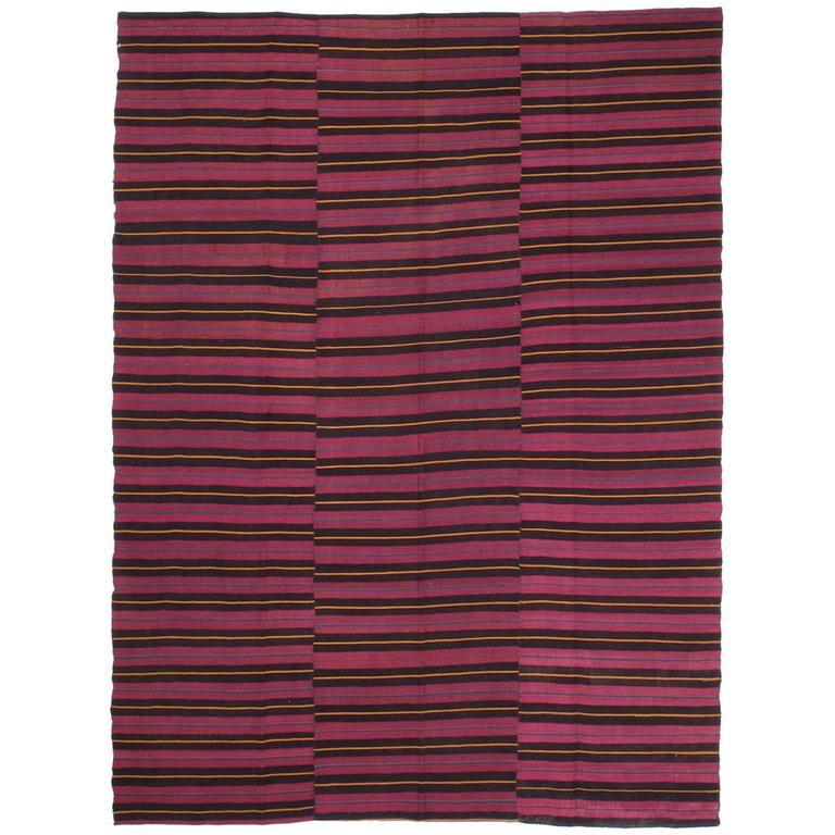 Striped Cover
