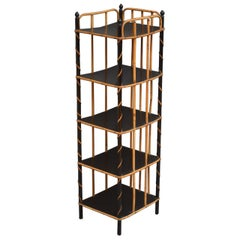 Turn of the Century Shoe Stand - Shoe Rack