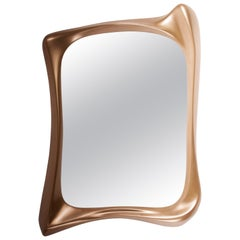 Narcissus Mirror Gold Finish