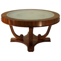 Art Deco Coffee Table by De Coene, 1930s