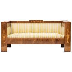 19th Century Sheraton Style Sofa