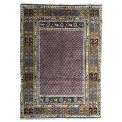 Vintage Turkish Istanbul Rug