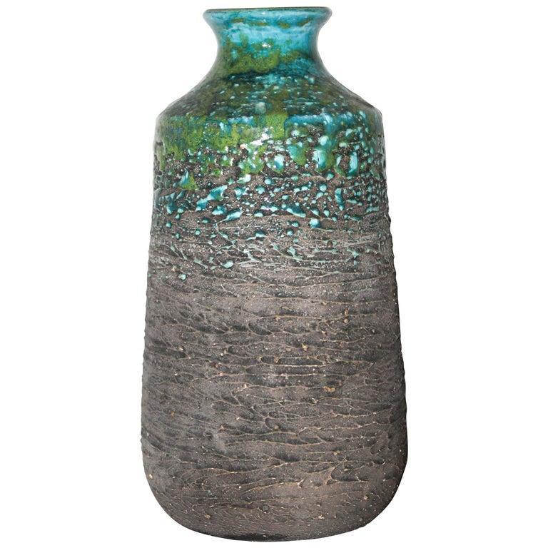 Midcentury Swedish Ceramic Vase