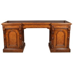 Pollard Oak Mid-19th Century Sideboard of Exceptional Quality