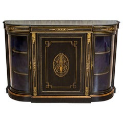 Commode or Cabinet in the Napoleon III Style, Circa 1850