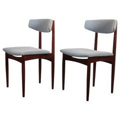 Midcentury Danish Dining Chairs