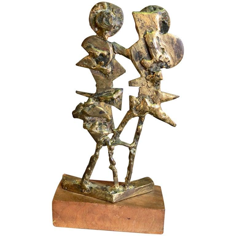 Bronze Sculpture by Abbot Pattison