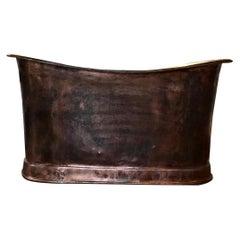 Early 19th Century Empire Copper Bathtub