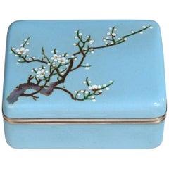 Meiji Period Cloisonné Box