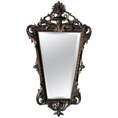 Antique Wall Mirror Gilded, circa 1880