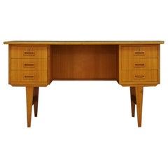 Writing Desk Vintage Ash Classic Midcentury