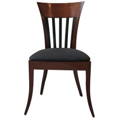 Rebecca Dining Chairs by Adam Tihany for Pace Collection