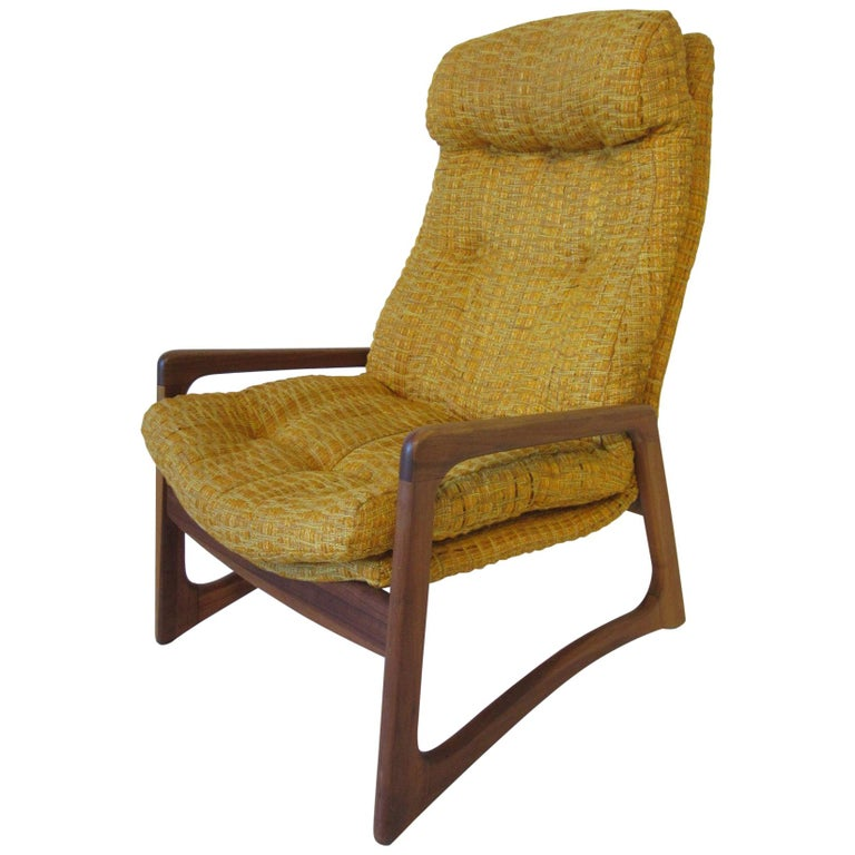 Adrian Pearsall  Sculptural Lounge Chair by Craft Associates