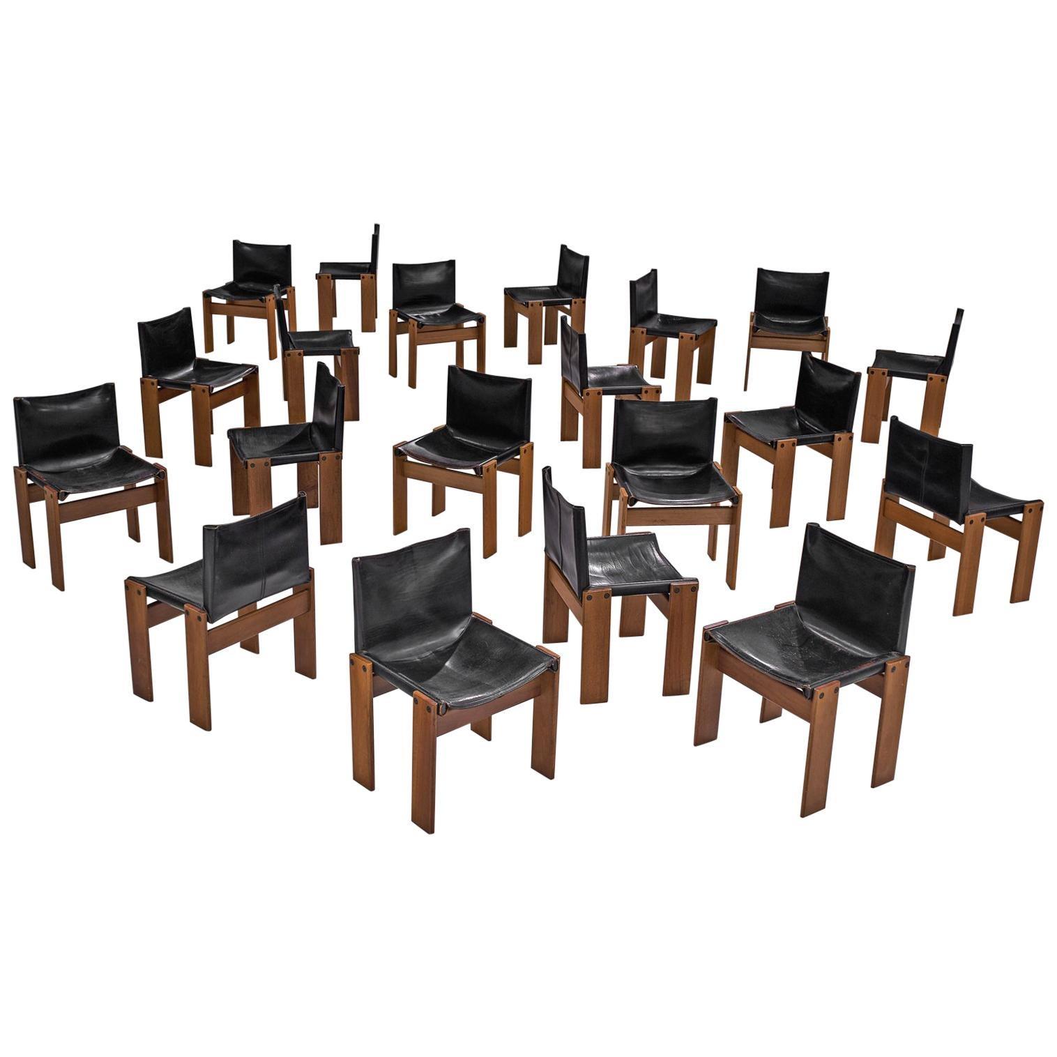 Tobia U0026 Afra Scarpa For Molteni Twenty U0027Monku0027 Chairs