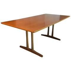 Borge Mogensen C18 Shaker Dining Table for FDB Mobler