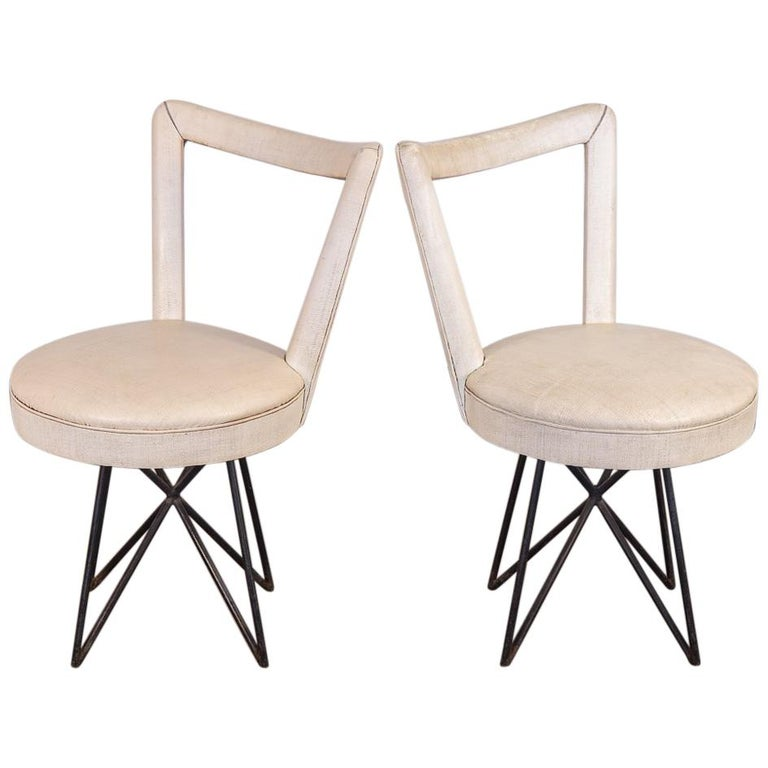1950s Occasional Side Chairs