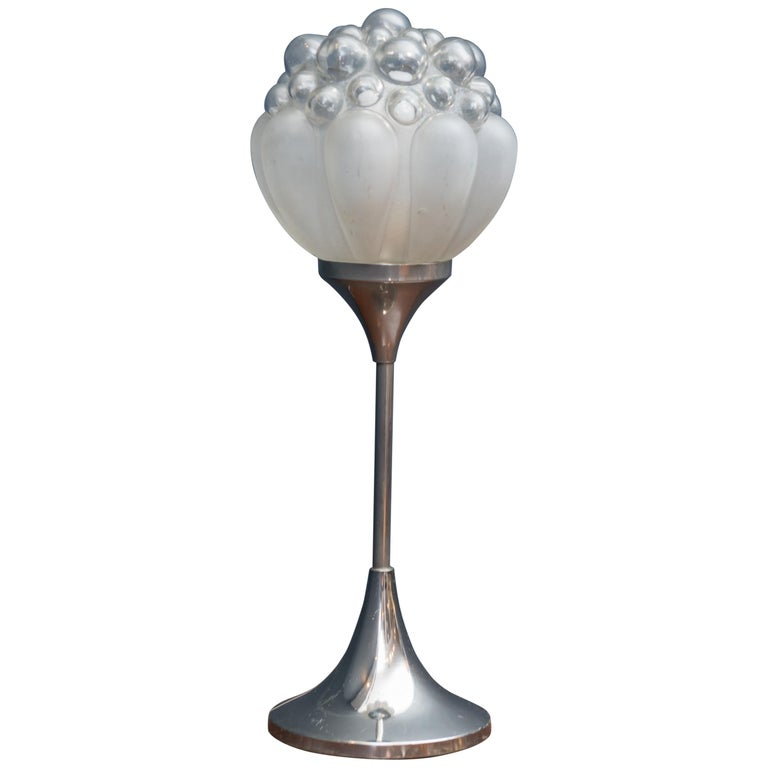 Helena Tynell Bubble Table Lamp for Limburg For Sale