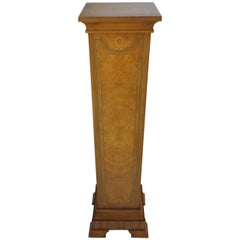 Pedestal Column for Sculpture or Plant