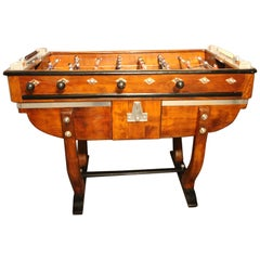 1930s French Cafe Foosball Table