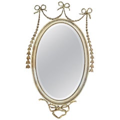 19th Century Adam Style Wall Mirror