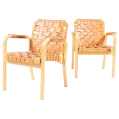 Pair of Aalto Chairs, Model 45