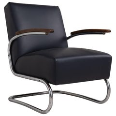 Thonet Modern Armchair, Germany circa 1930