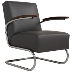 Thonet Modern Armchair, Germany, circa 1930