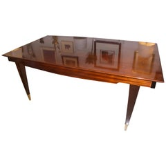 Mid-Century Modern Dining Room Table