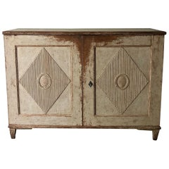 18th Century Swedish Period Gustavian Sideboard