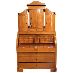 19th Century Biedermeier Secretary