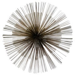 Pom Pom Wall Sculpture