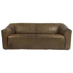 De Sede DS 47 Leather Sofa