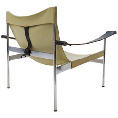"""""""Sling"""" Lounge Chair by Hans Könecke for Tecta, 1960s"""