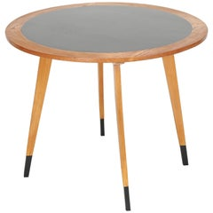 Swiss Dining Table Wohnbedarf Jehle, 1960s
