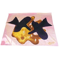 """""""Pelias et Nelee"""" 20th Century Contemporary Tapestry by Georges Braque"""