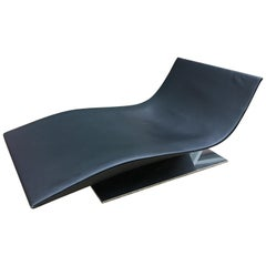 Lofty Chaise Longue by Piergrorgio Cazzinga for MDF Italia