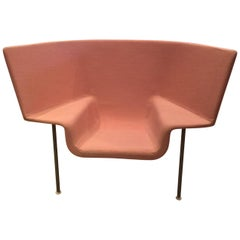 "Doshi and Levien Cappellini ""Capo"" Lounge Chair"