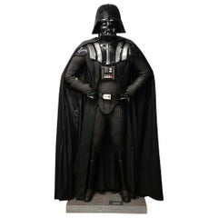 Lifesize Dark Vador Limited Edition Statue Created by Rubies Costume