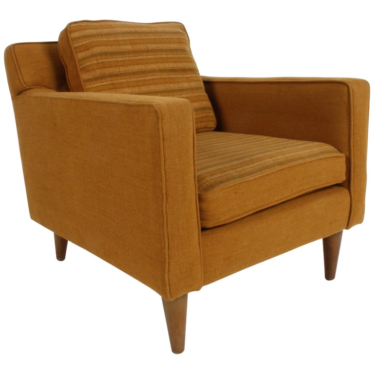 Edward J. Wormley for Dunbar Club Chair For Sale