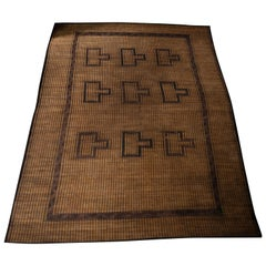 Vintage Tuareg Rug from North Africa