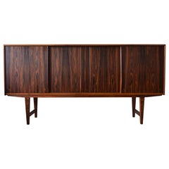 Danish Brazilian Rosewood Sideboard by E.W. Bach for Sejling Skabe, 1960s