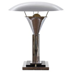 Art Deco Table Lamp, 1940s