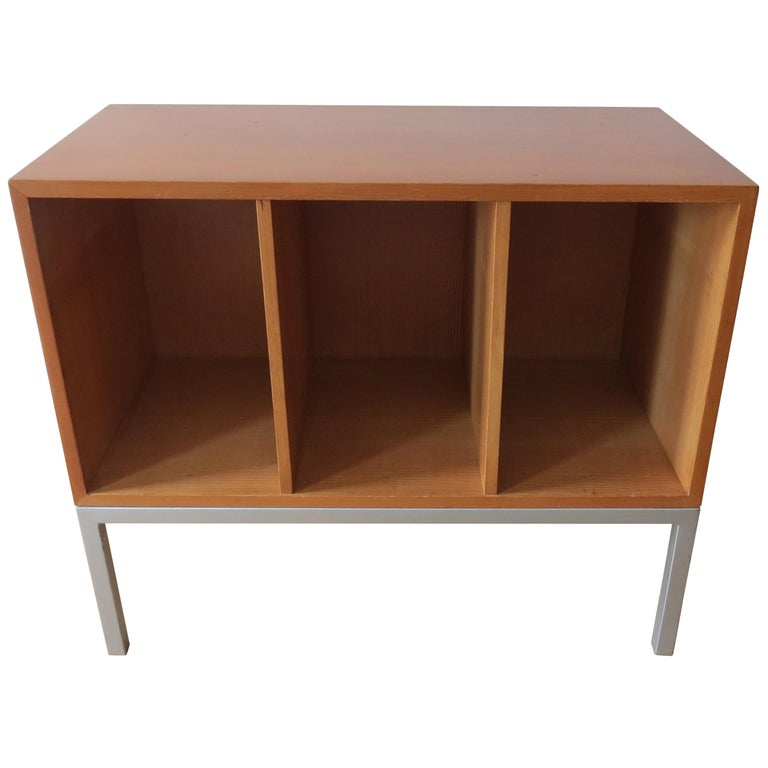 1960s Swedish Shelving Cabinet Bookcase